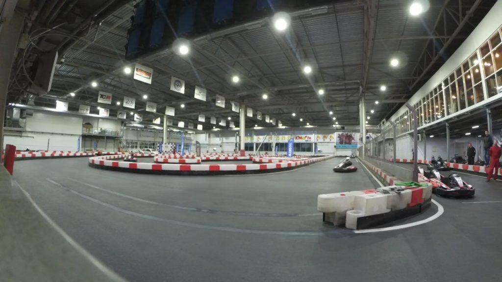 Tver Week Karting Series «Паровоз месяца» 6.06.18 . Использован кадр из видео Сергея Арсентьева