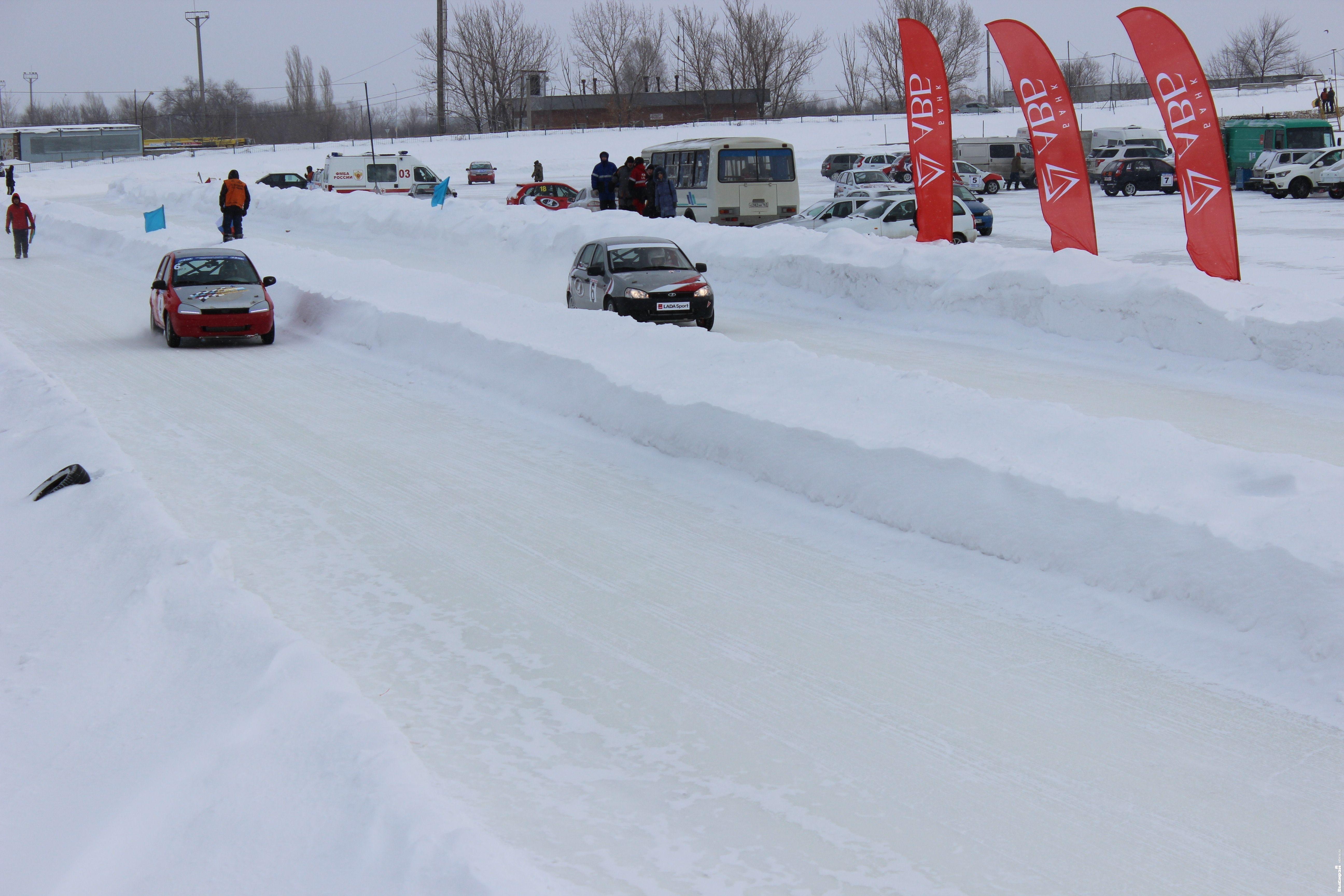 Кубок России по ледовым гонкам